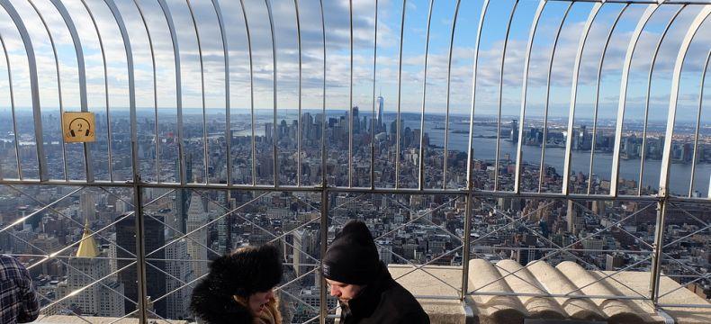 Seznamovací bary New York naše seznamka času