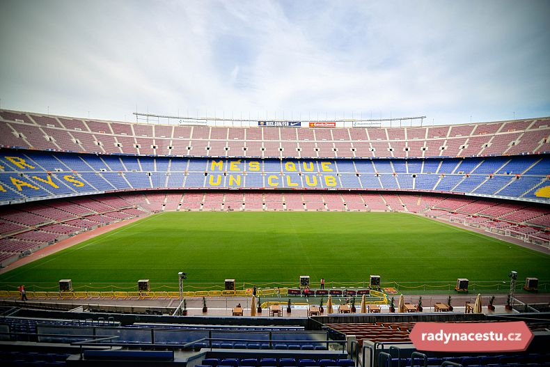 Stadion FC Barcelony – Nou Camp