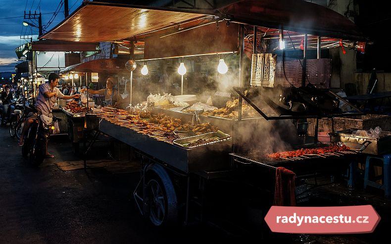 Ochutnejte vietnamskou kuchyni přímo na ulici