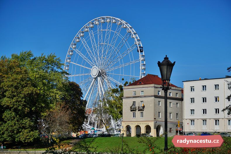 My Wheel of Łódź