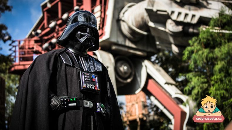 Star Wars v Disney Hollywood Studios