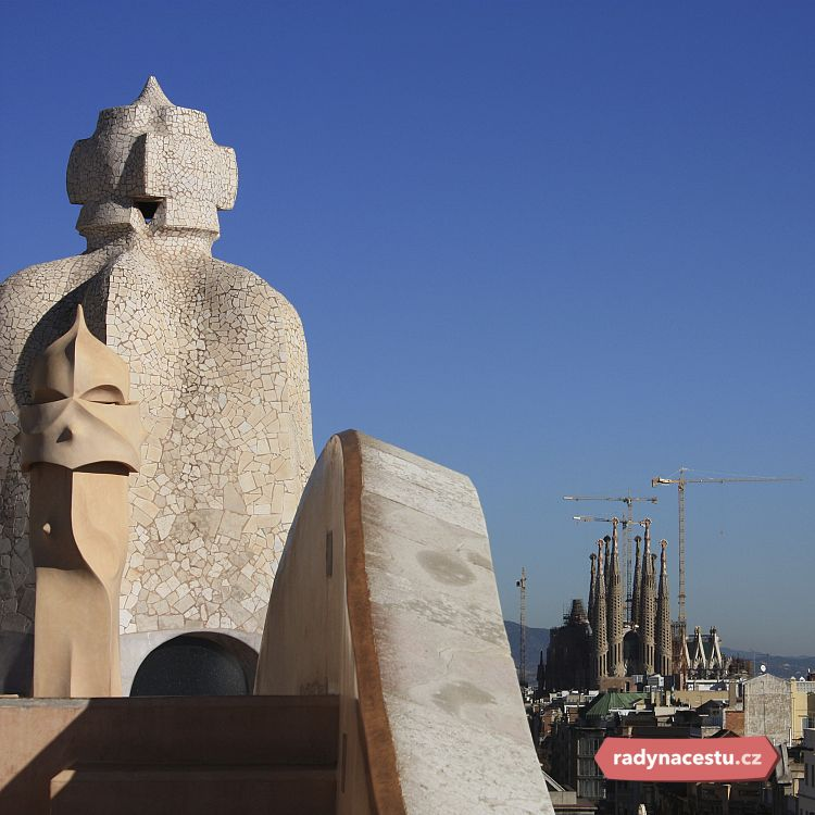 "e1945219ad Barcelonský Gaudího ""Kamenolom"" dostane k Vánocům nový kabát ..."