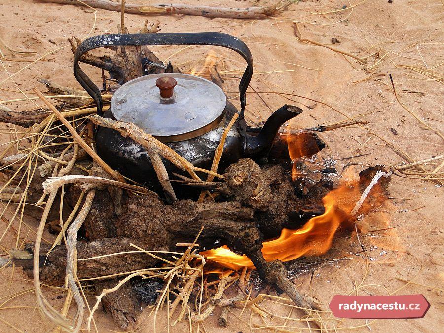 Wadi Rum Ruzova Poust Nomadi A Bylinkami Provoneny Caj Magazin