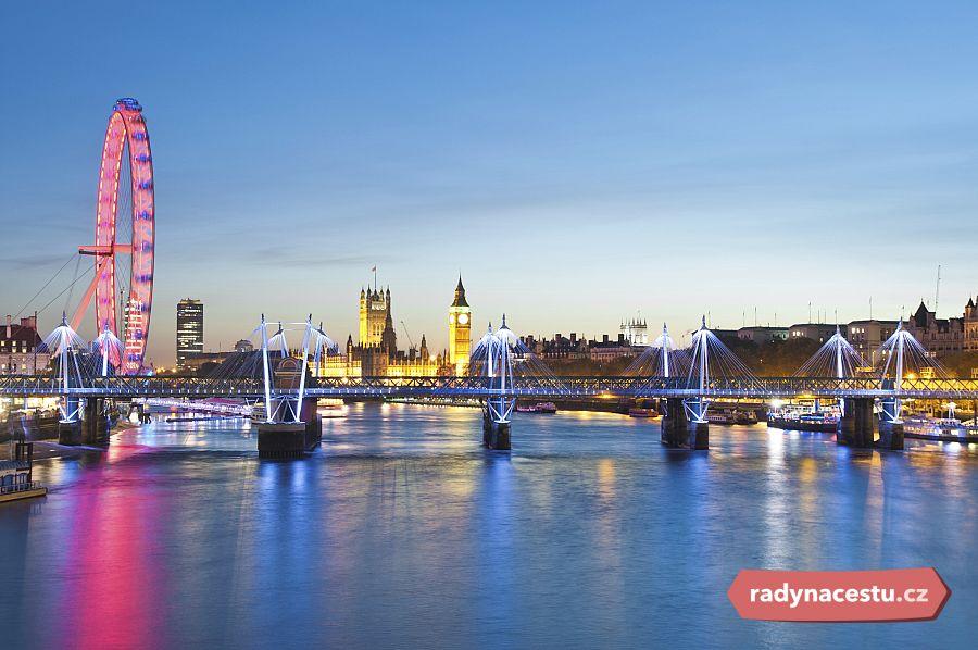 Londýn s pomalou rychlostí