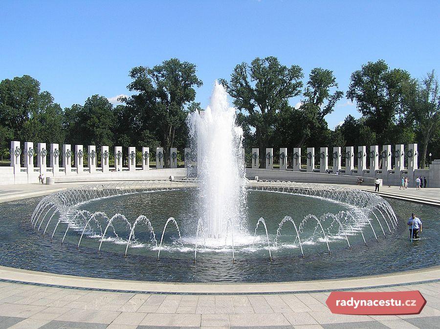 Washington D. C.  Hlavní město Spojených států amerických  184c86491d