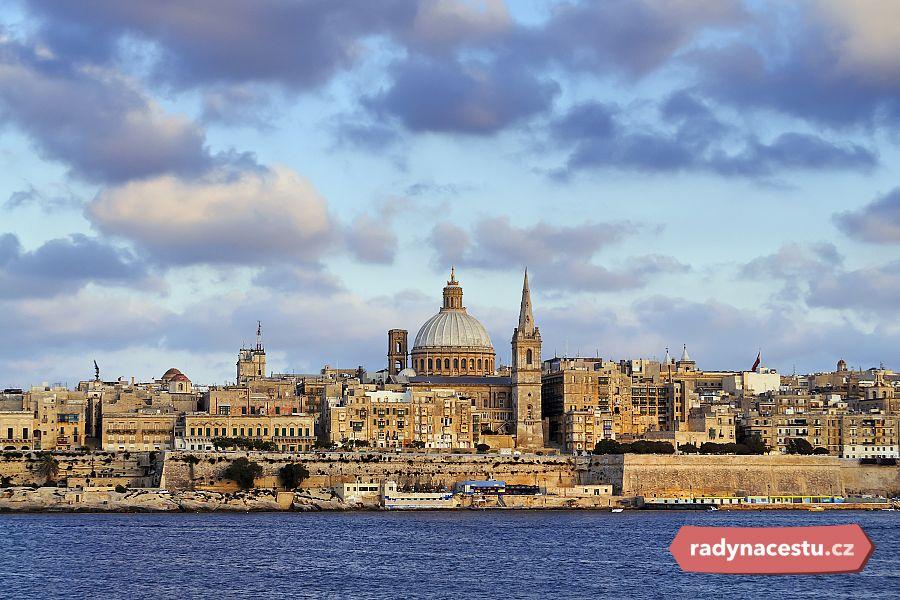 c59d60f809c Hlavní město Malty La Valletta bylo založeno v 16. stol. velmistrem  johanitů Jeanem de La Valette