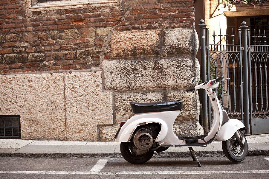 Ulice v Římě