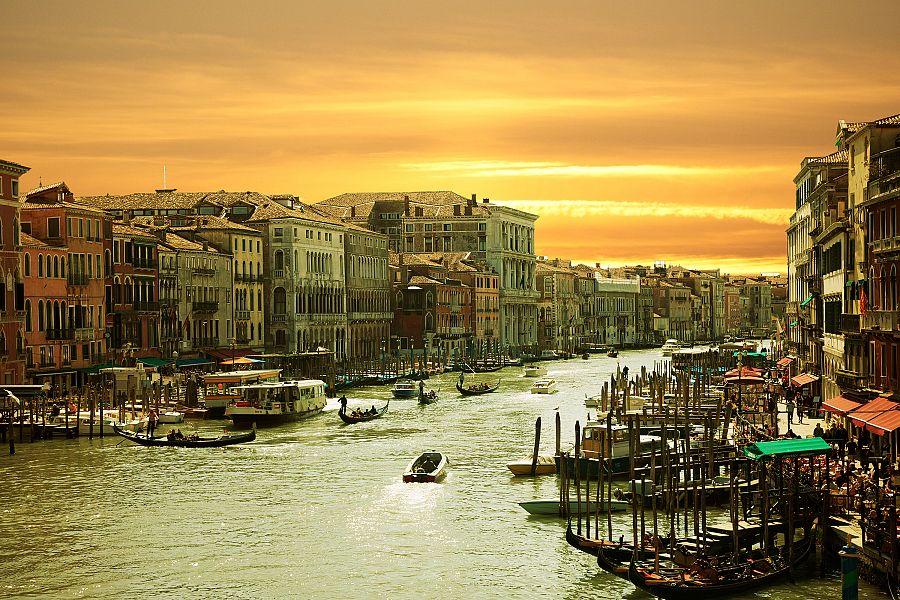 Benátky 1