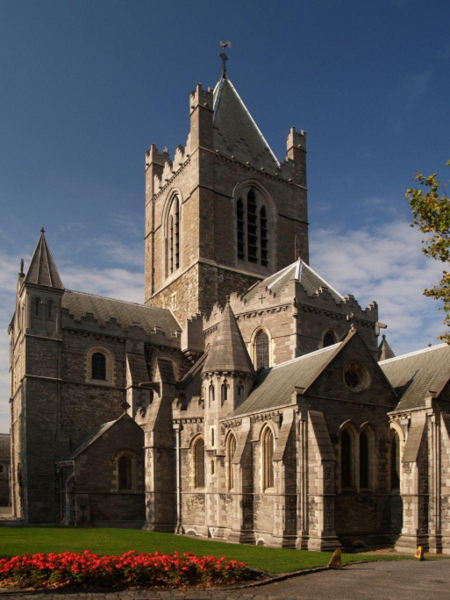 Dublin - kostel sv. Církve Kristovy