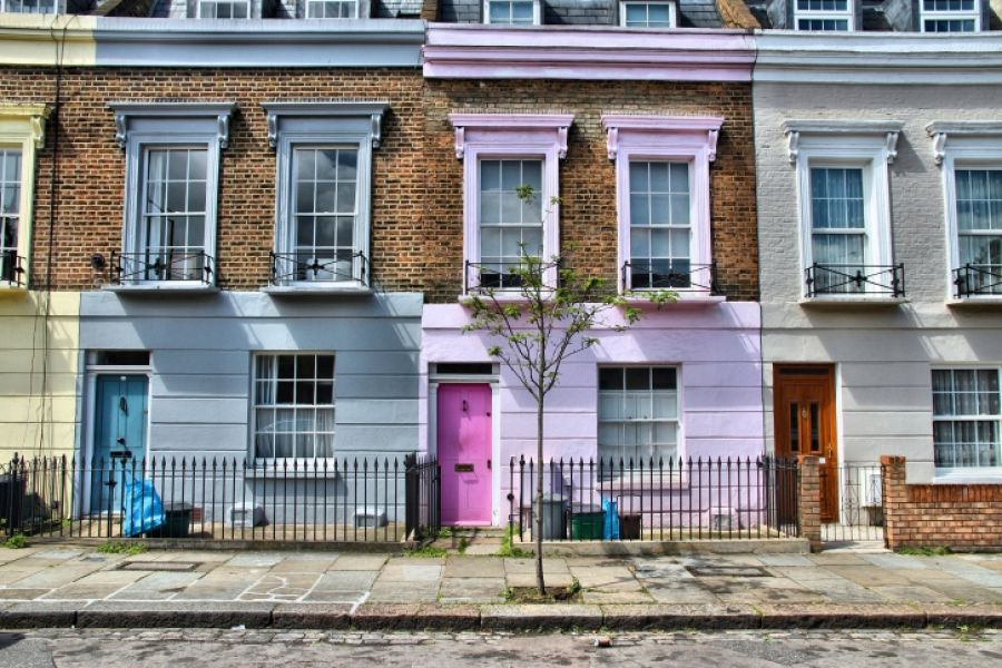 Londýn - Camden town