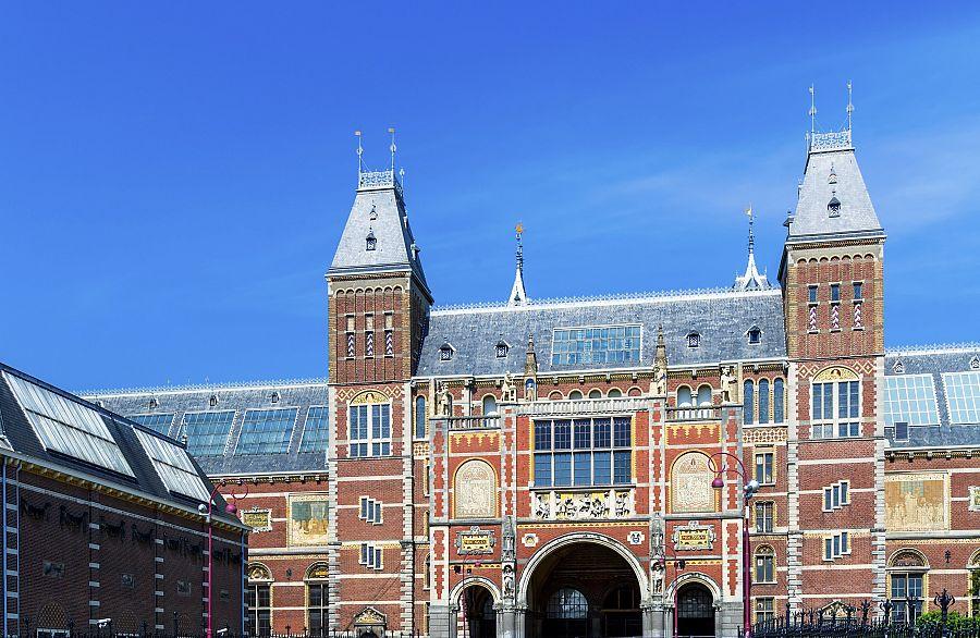 Nizozemí - Rijksmuseum v Amsterdamu