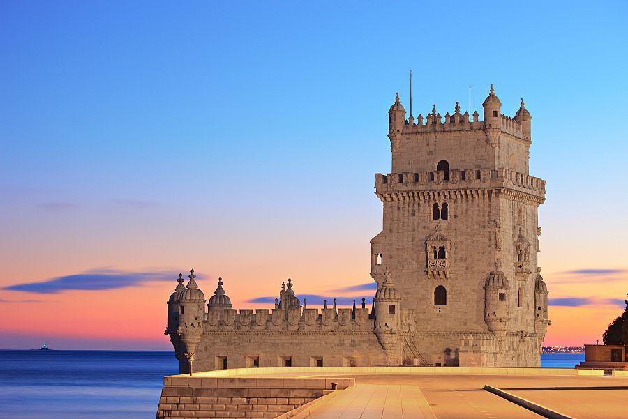 Portugalsko - Věž Belém v Lisabonu
