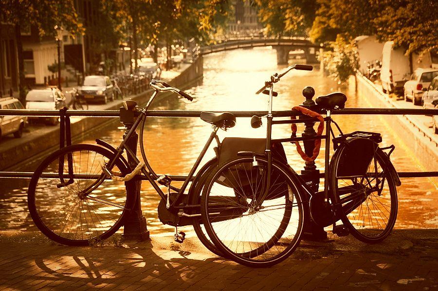 Amsterdam - kola