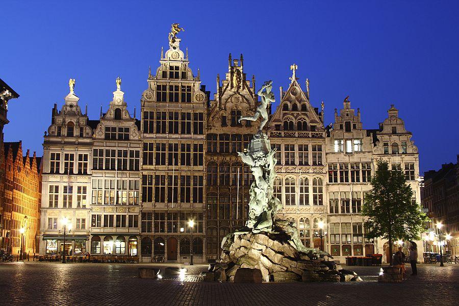 Antwerpen - noc