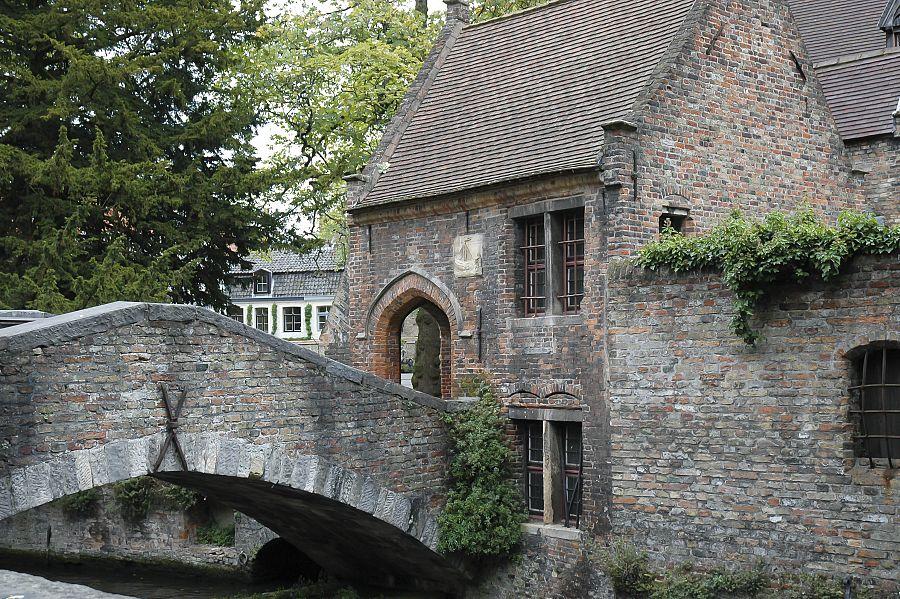 Brugge - kanál