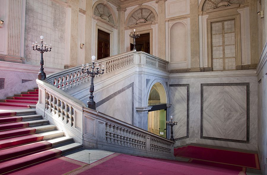 Miláno - Palazzo Reale