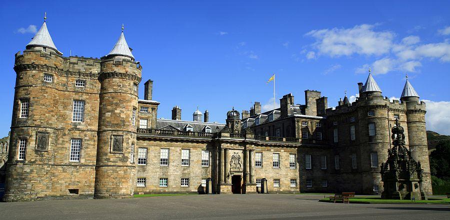 Edinburgh - Holyrood