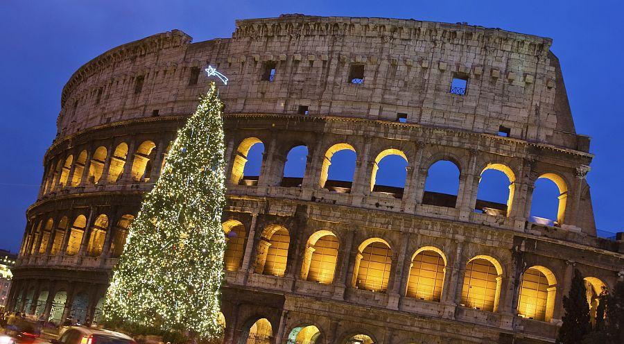 Řím - Kolosseum