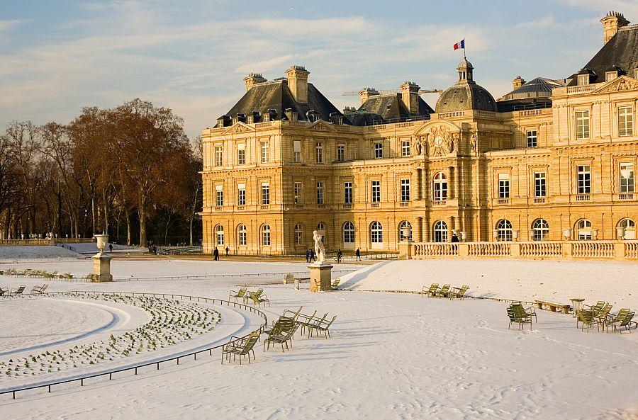 Paříž - Lucemburský palác
