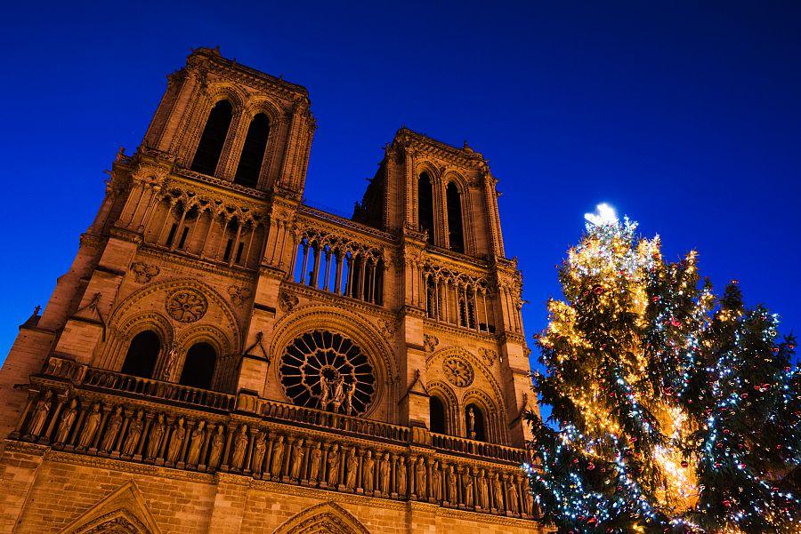 Paříž - Notre-Dame