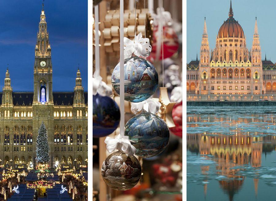 Vídeň + Budapešť