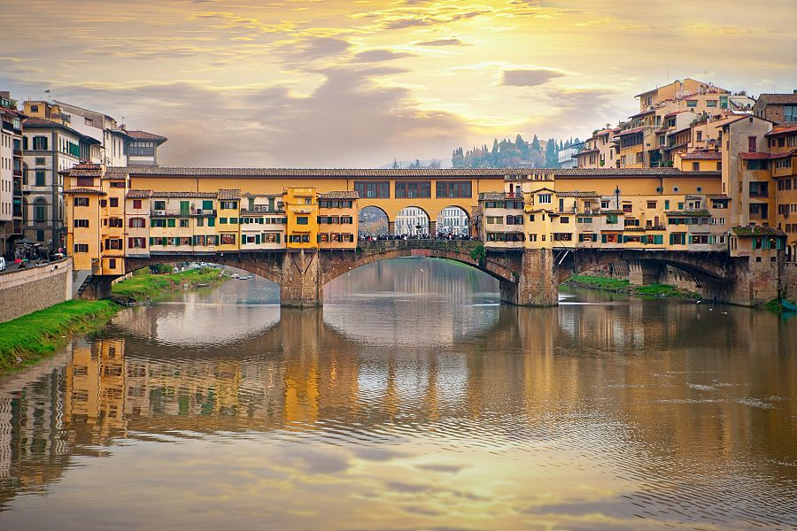 Florencie - Ponte Vecchio