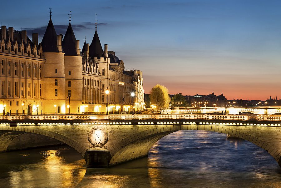 Paříž - La Conciergerie