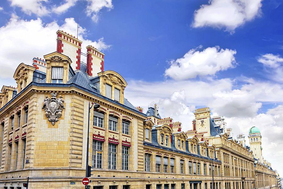 Paříž - Sorbonna