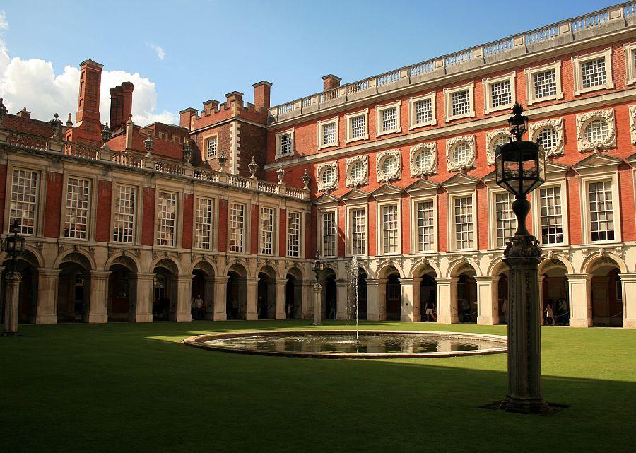 Anglie - Hampton Court