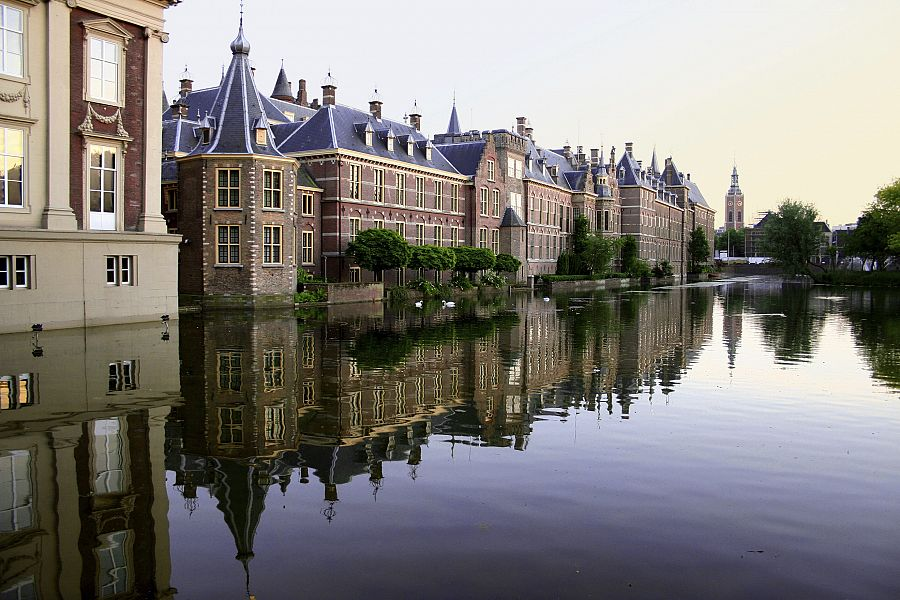 Den Haag - centrum města