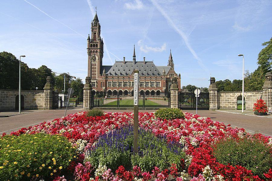 Den Haag - Palác míru