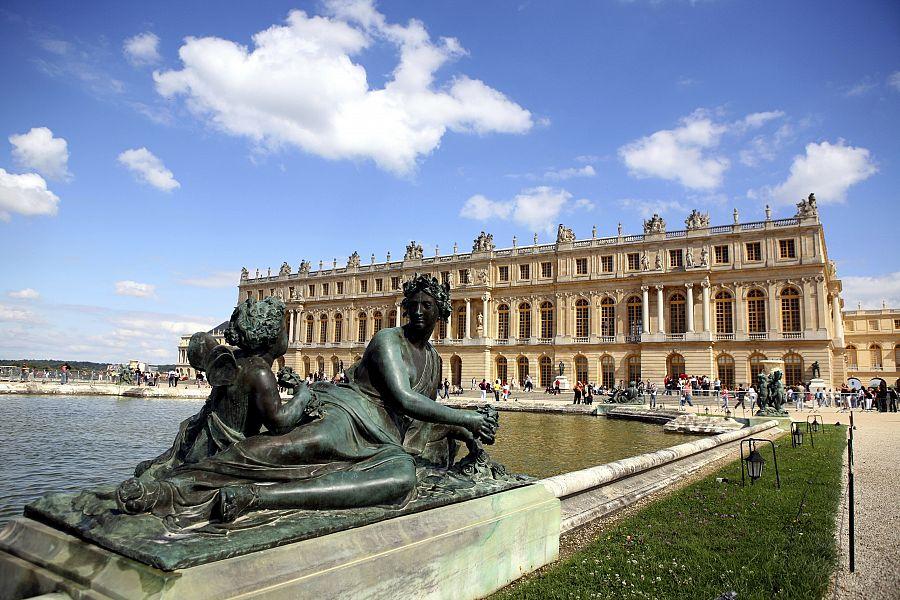 Francie - Versailles