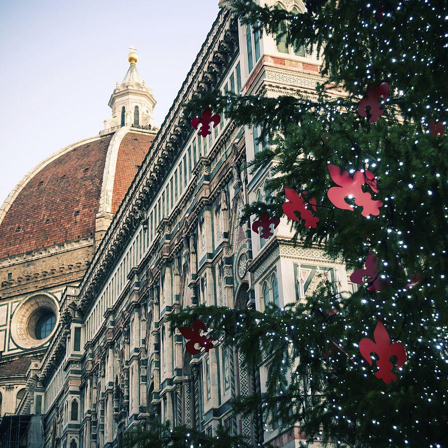 Vánoční Florencie