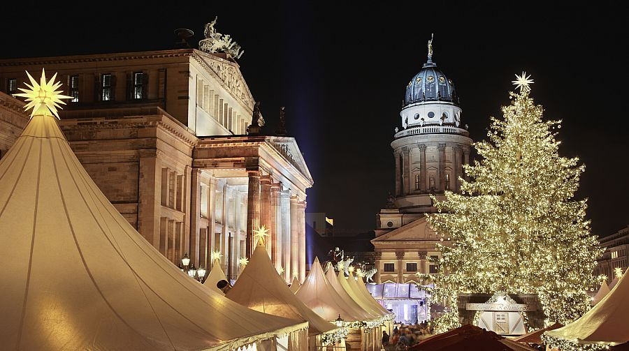 Berlín advent