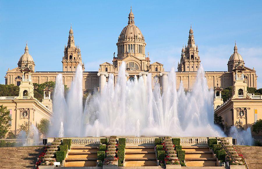 Barcelona - Montjuic