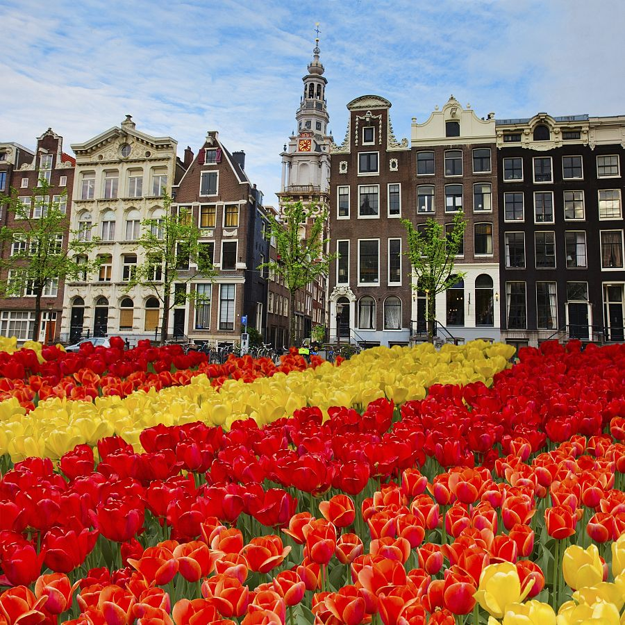 Nizozemí - Amsterdam