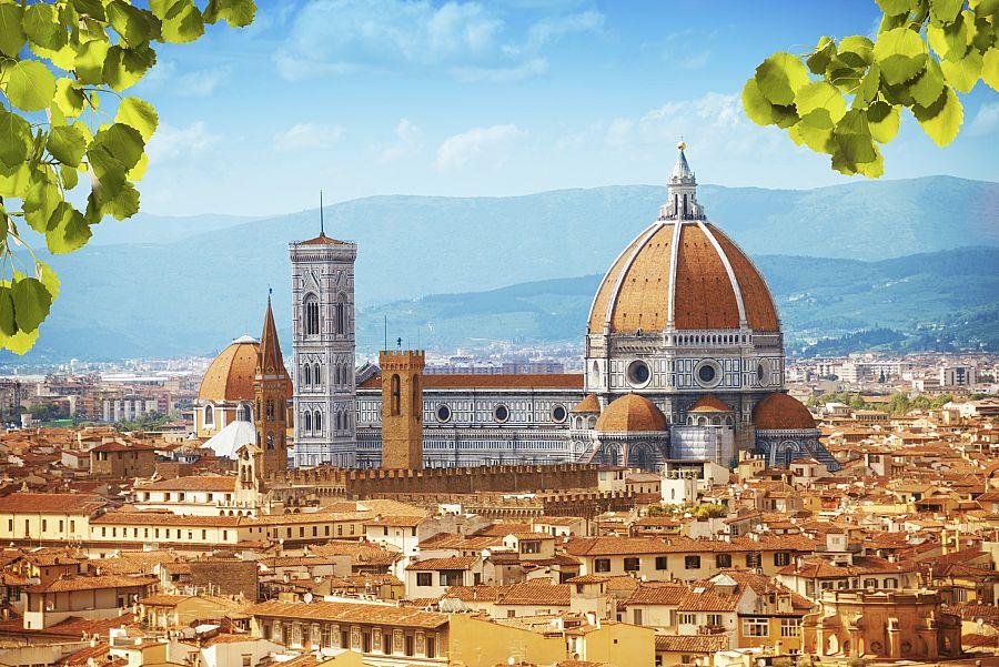 Florencie - Santa Maria del Fiore