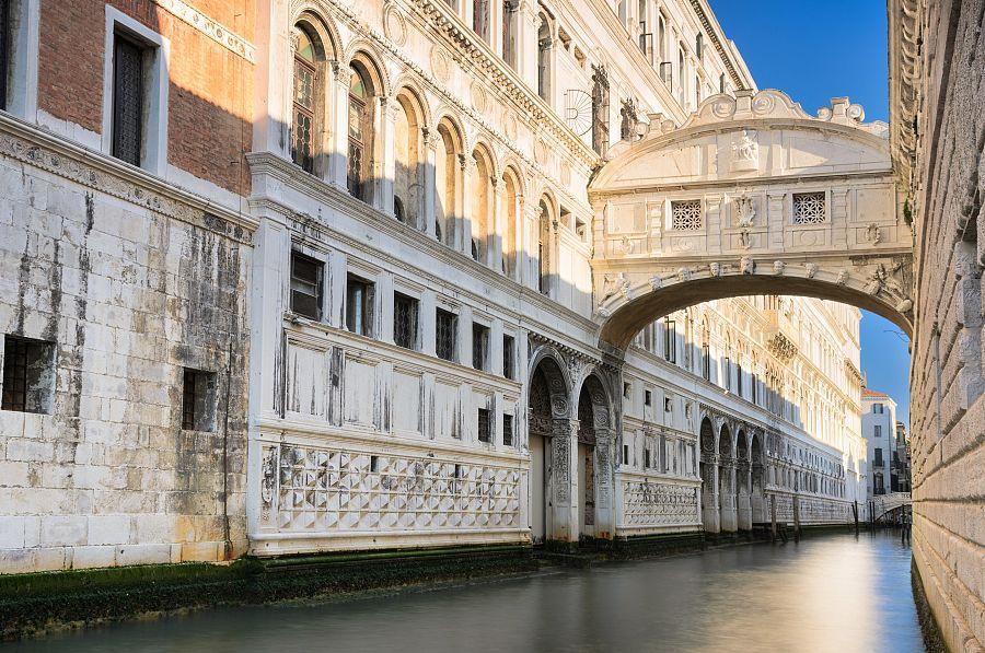 Benátky - Most nářků