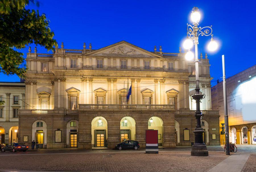 Milán - La Scala