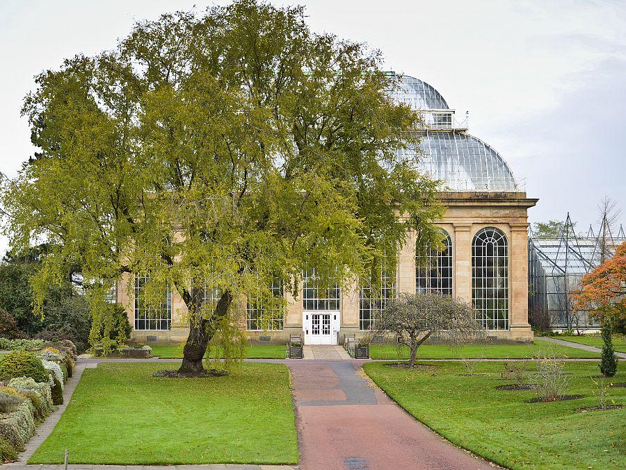 Královské botanické zahrady vč. skleníků
