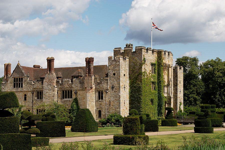 Hever Castle II