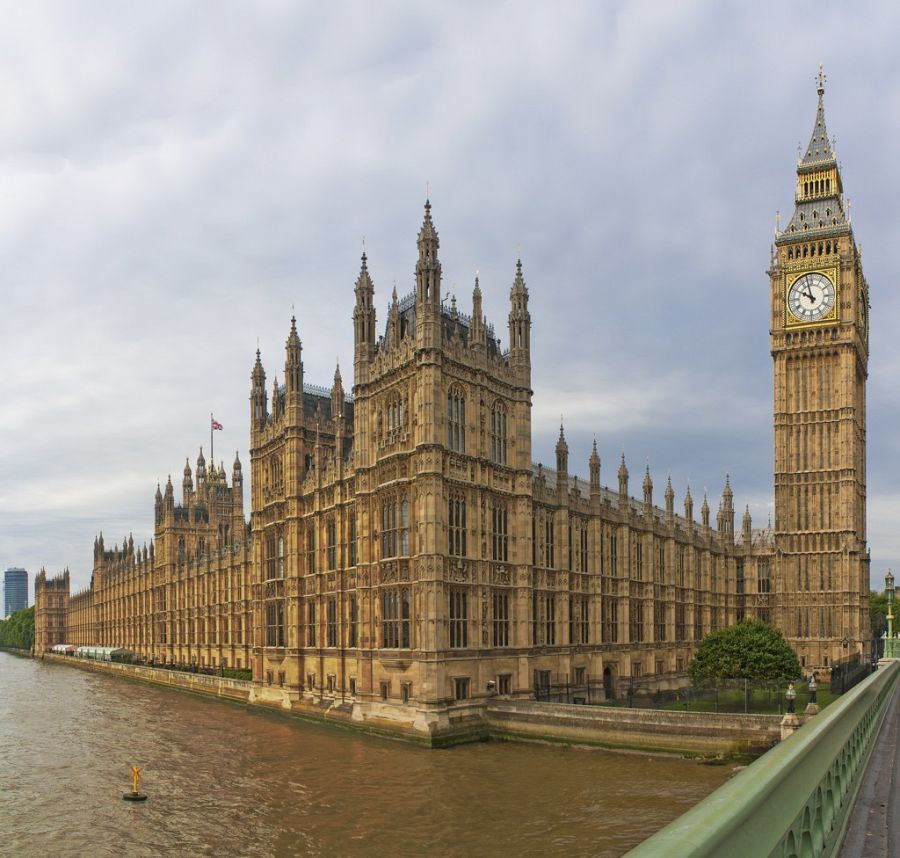 Londyn_parlament