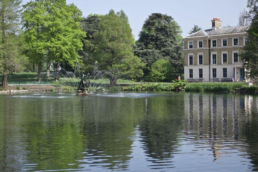 Královské sídlo Kensington Palace