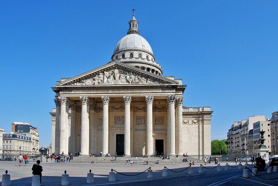 Pantheon Paříž