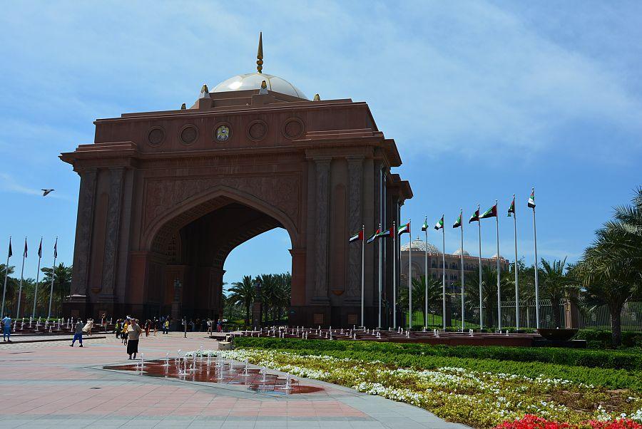 Palác šejka Khalify bin Zayeda