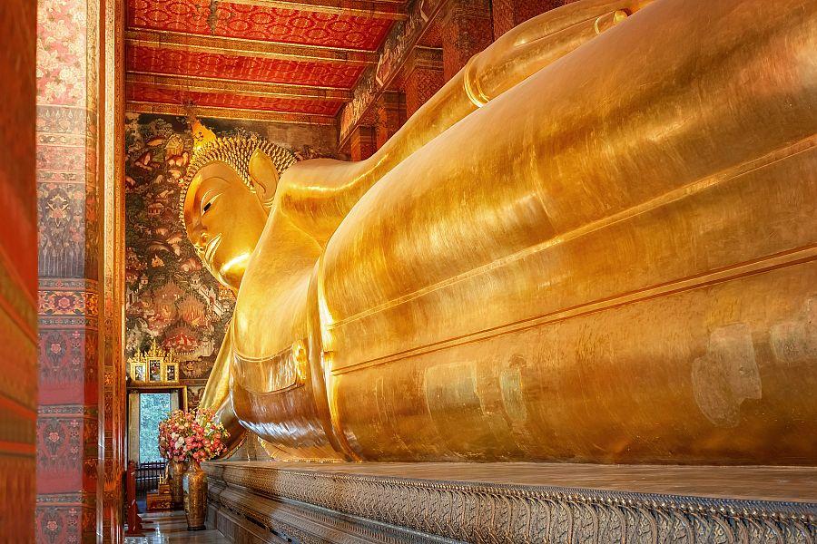 Thajsko_Buddha_v_Bangkoku