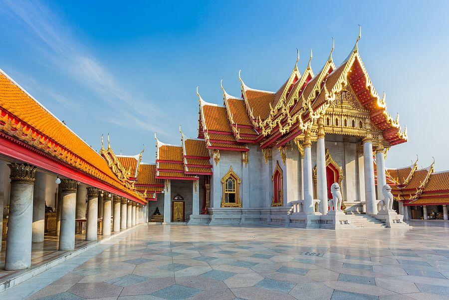 Thajsko_Wat_Benchamabophit