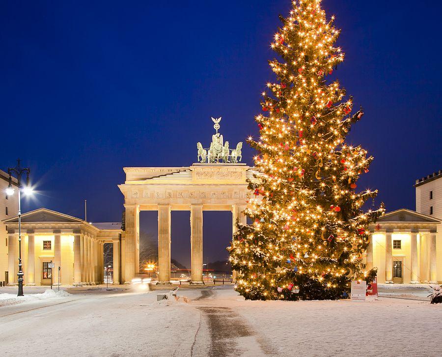 Adventní Berlin