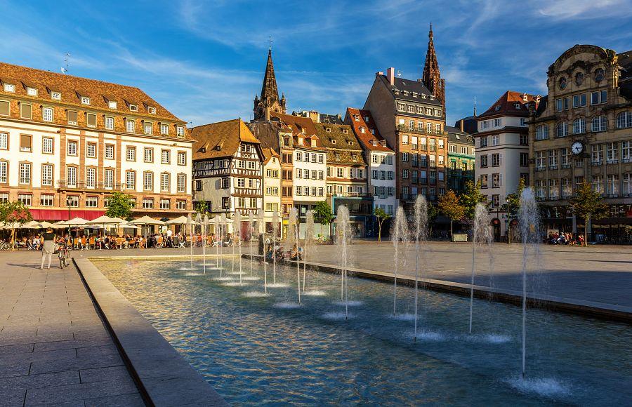 Náměstí Kleber Štrasburk