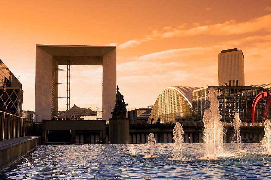 Paříž - La Défense